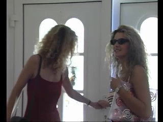 Lesbians go down on each other – Julia Reaves