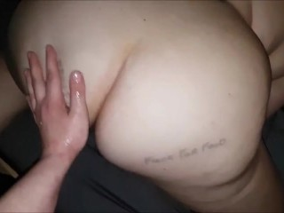 Amateur bbw fucked good I meet her at datebbw.co