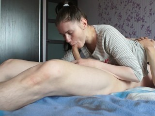 hardcore sex whit wife and cum in mouth