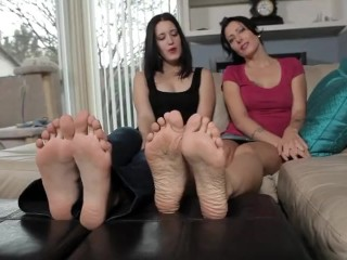 Zoey Holloway's Soles Joi