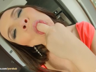 All Internal presents Wendy Moon getting a creampie
