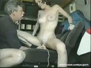Cheaters in the office sex tape
