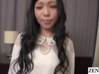 JAV body check striptease real young mother Subtitled
