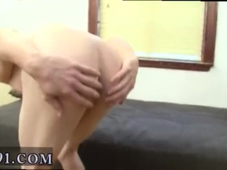 Young gay twink brothers fuck and older and younger brother jerking off