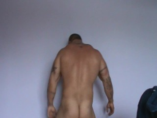 Big Naked Muscle