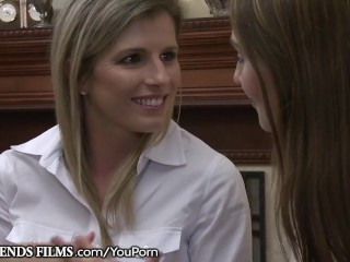 Cory Chase's Slow and Deep Lesbian Scissoring