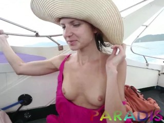 Paradise Gfs – From shooting model in Paradise to fucking her – Day 2
