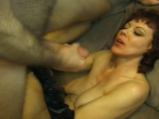 Squirting is her pleasure