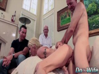 Do The Wife – Wife Boned in Doggy Comp 2