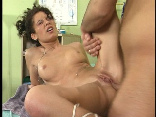 Two guys fuck thier masseuses