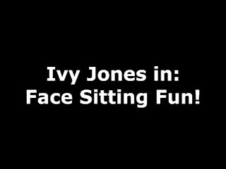 Face Sitting by Ivy Jones