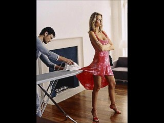 Housework – For Men – Audio Brainwashing with Pictures – Femdom
