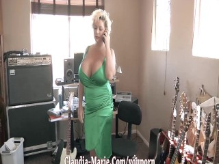 Claudia Marie: Big Tit Whore In Mexico