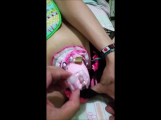 sissy chastity for mommy