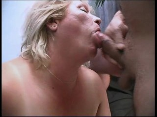 Chubby GILF Fucks Her Neighbour  – Julia Reaves