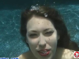 Kimber Lee Dallas Told You So Under Water HD