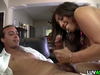 Alexis Breeze and Isis Taylor Get Fucked