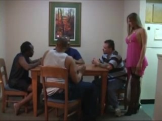 poker wife gangbang
