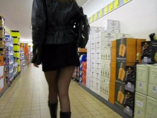 Flashing in der Stadt