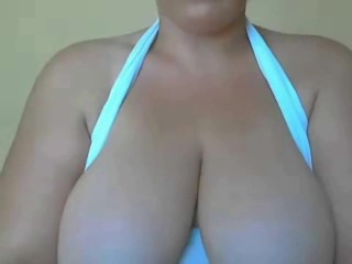 CTB: Busty Camgirl , small Pussy