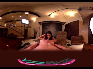 VRHush – Eva Long Takes You On A Joy Ride