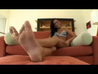Tanner Mayes of Foot Fetish Daily