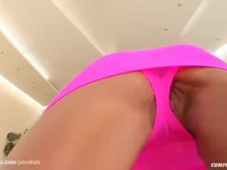 Group cumshots for Gia Orgy on Cum For Cover in a blowbang scene