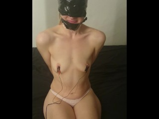 Danish Amateur Tortured with Electro