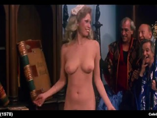 Linnea Quigley and Angela Aames Nude In Fairy Tales (1978)