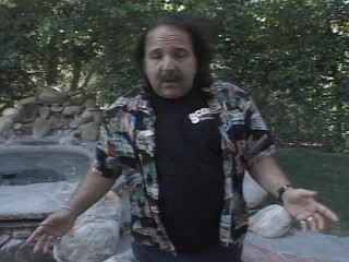 What the hell is Ron Jeremy doing here!!!