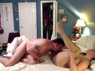 Sexy mature milfs hard fuck with reverse cowgirl, PT. 2