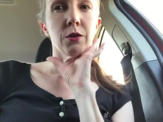 The only way to make a cumslut happy – use her throat like a pussy