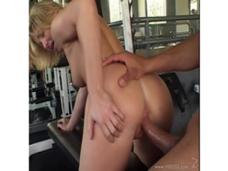 Sexy Sabrina Snow love to go to gym to have some fun with a hard dicks