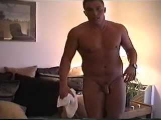 Good looking guy would rather jerkoff himself  (CLIP)
