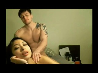 Asian Babe Pounded By White Jock