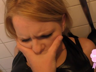 Teen gets hard punishment from stepdad after party!!! Part 2