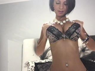 HOT HOT anisyia livejasmin sucking and gagging, fucking and riding dildo