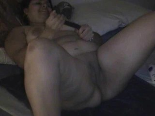 Wifes squirting session