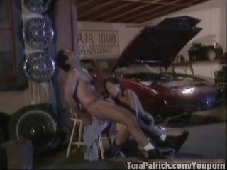 Tera Patrick – Intense quicky in the Garage