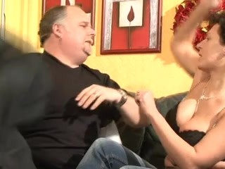 Mature german making love