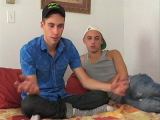 Its his first time today – VideoBoys