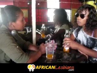Cute lesbians in African hook up