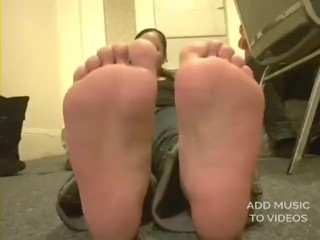 Fat cute bbw feet