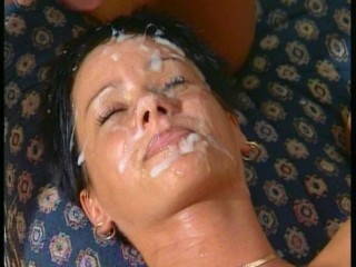 They love to give her a facial