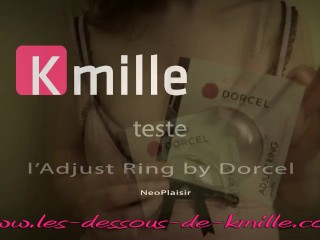 Kmille teste l Adjust Ring by Dorcel