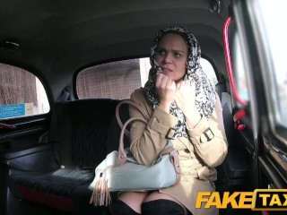 FakeTaxi Sex mad Czech lady wants cock