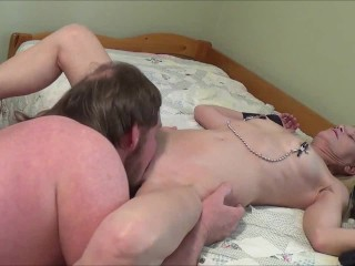 Eating Out her Pussy & Asshole