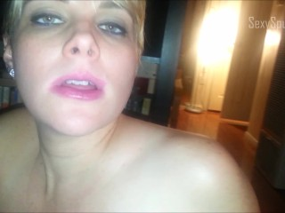 Blow Job Training: Telling Spunky How To Suck My Big Dick For Cum