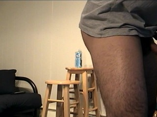 Gay guy loves to watch YouPorn while jerking off  PT.1/3