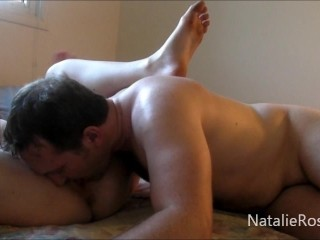 Real Couple Fucking, Older Man/Young Girl